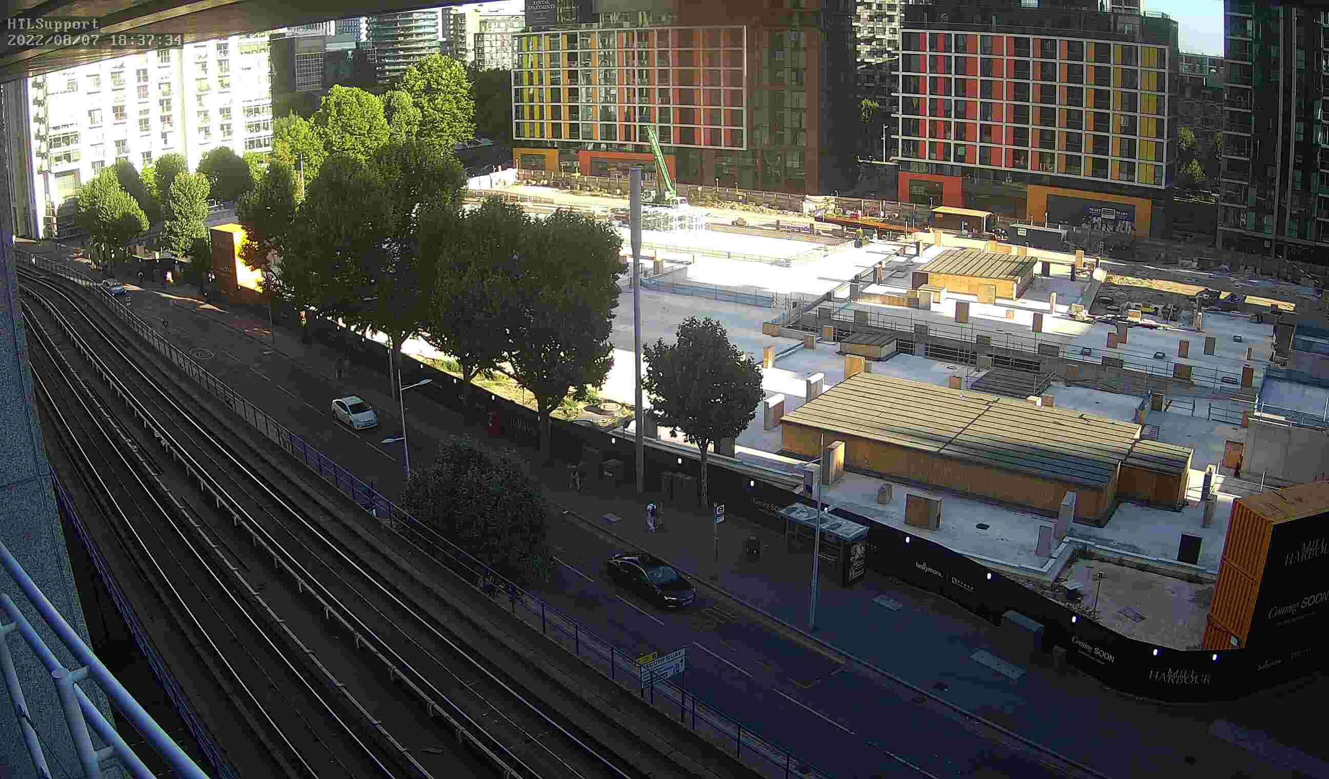 HTL Group London Telecity Webcam- Image will refresh every 1 Minutes 0 Seconds