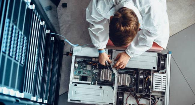 Does your IT provider offer advice beyond service and repair