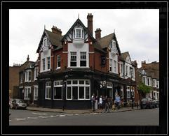 Greenwich Park Bar and Grill