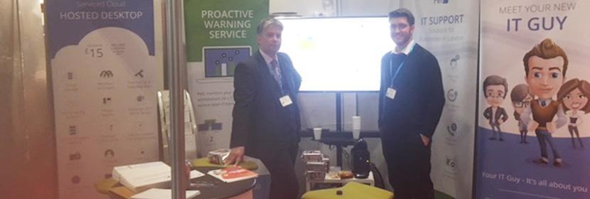 HTL's successful visit to the Business Show this November