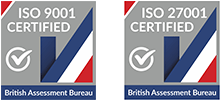 ISO 9001 and ISO 27001
