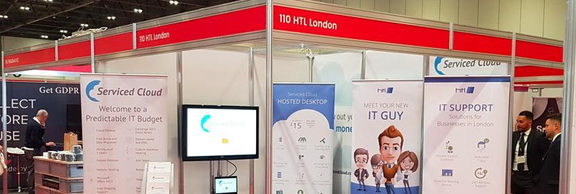 HTL at The Business Show UK