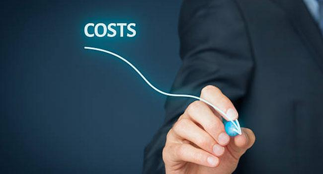 Outsourcing reduces your costs