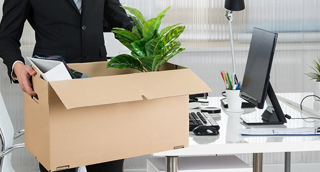 Create an exit strategy for departing employees