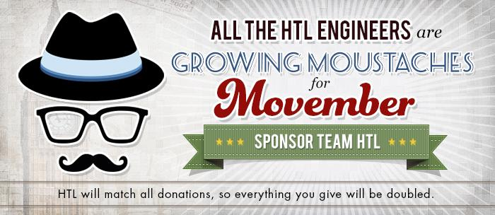 HTL joins Movember