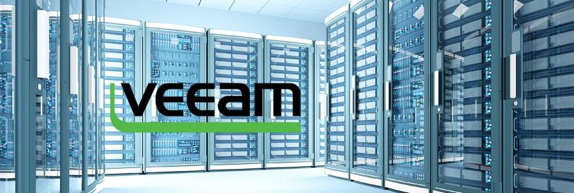 VEEAM disaster recovery solution with Serviced Cloud