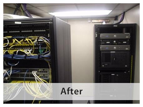 Voice and Data Cabling - After