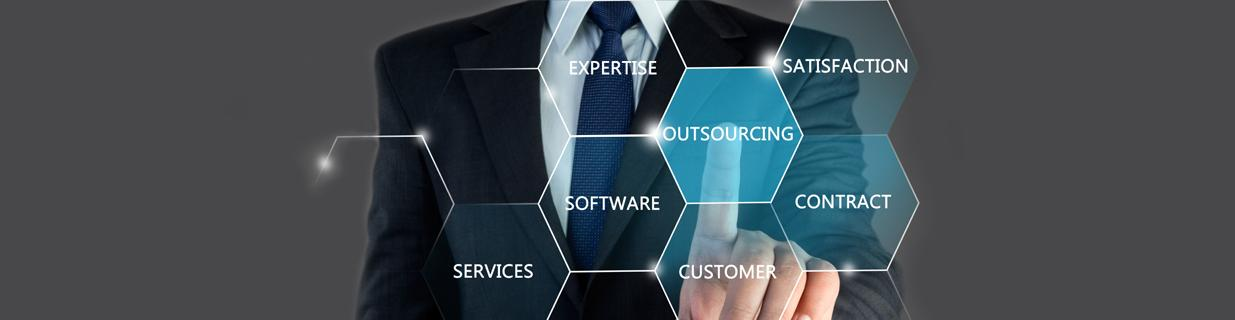 Why should a professional services company outsource IT